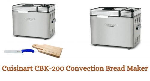 Cuisinart CBK-200 Convection Bread Maker Reviews