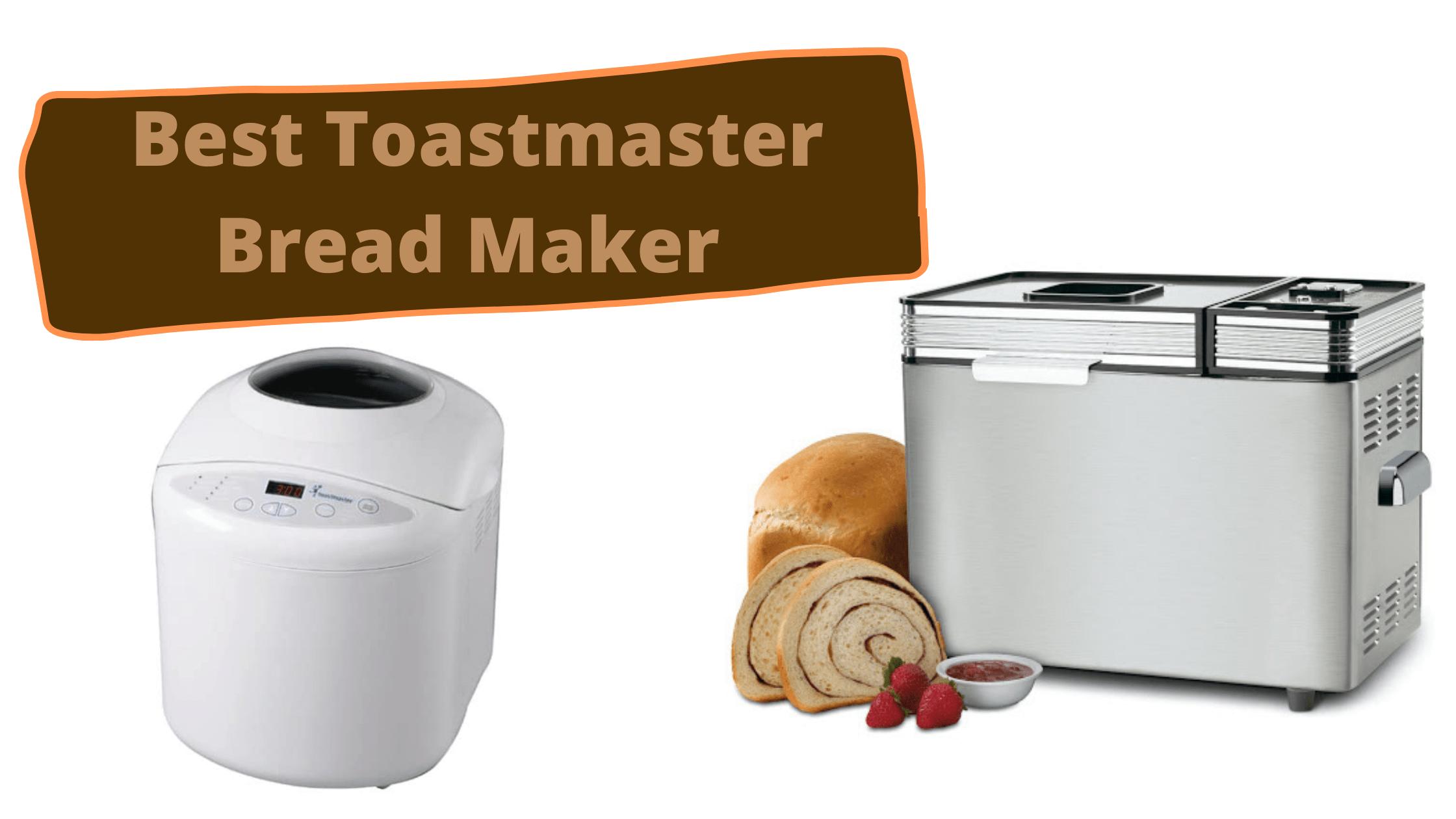 Toastmaster Bread Maker Reviews