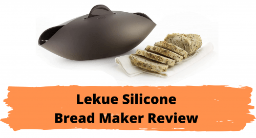 Lekue Silicone Bread Maker Review